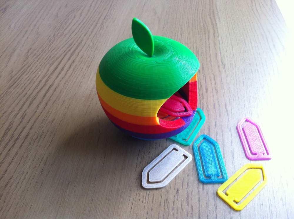 Applepaperclips