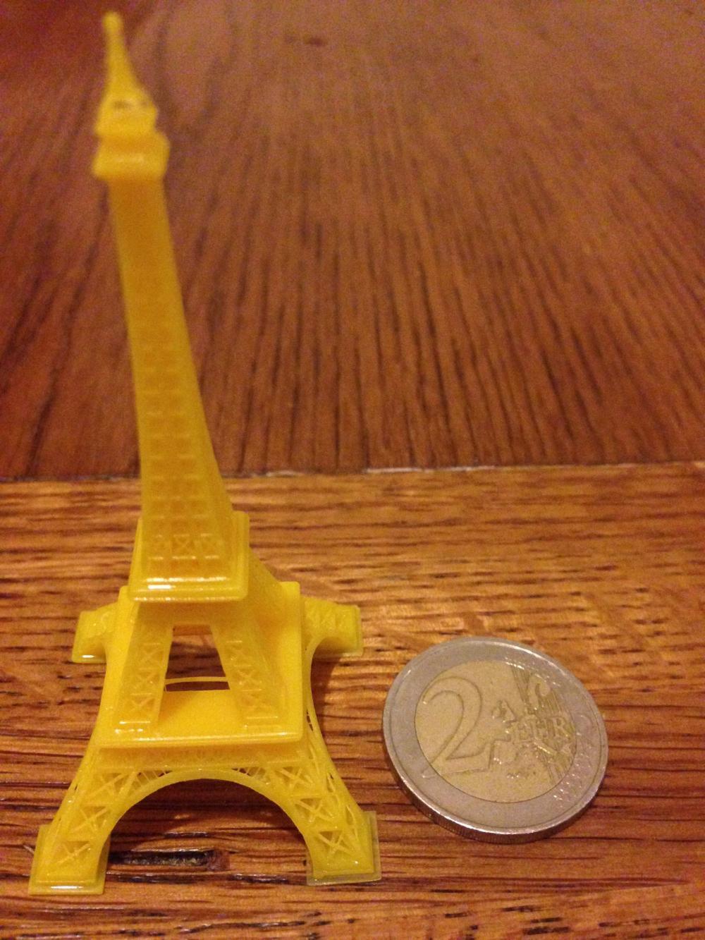 Eiffel2EUR